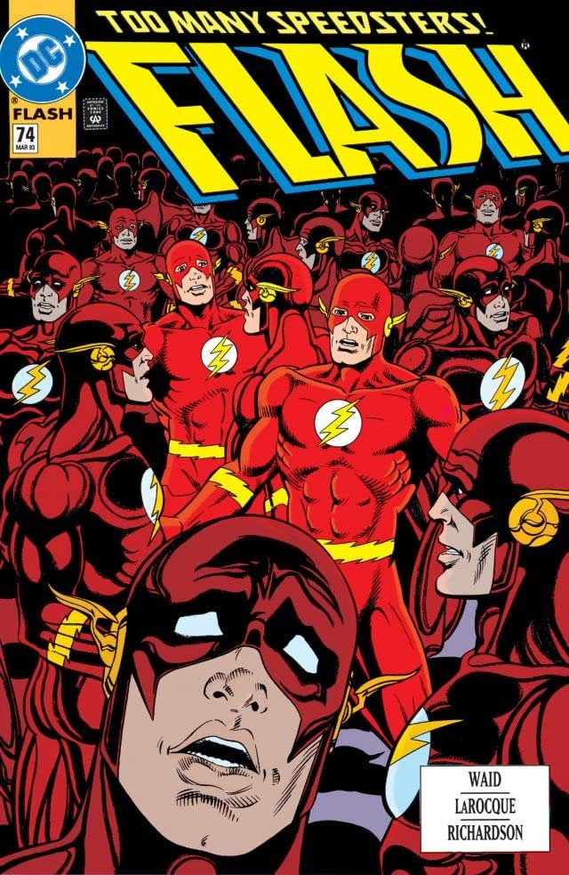 The Flash (1987-2009) #74