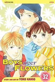 Boys Over Flowers Vol. 32