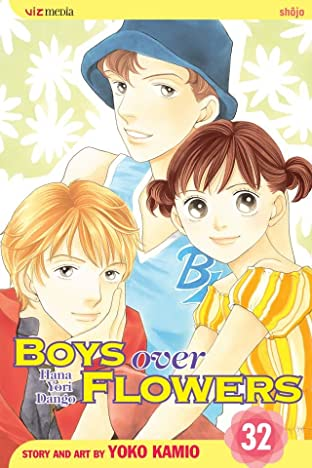 Boys Over Flowers Vol. 32
