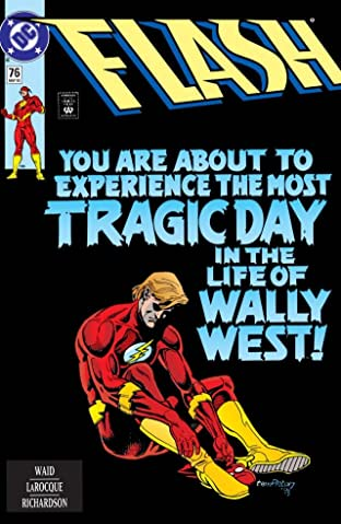 The Flash (1987-2009) #76