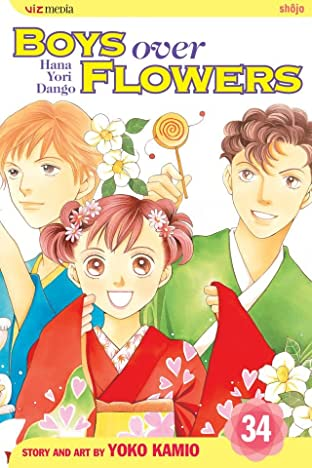 Boys Over Flowers Vol. 34