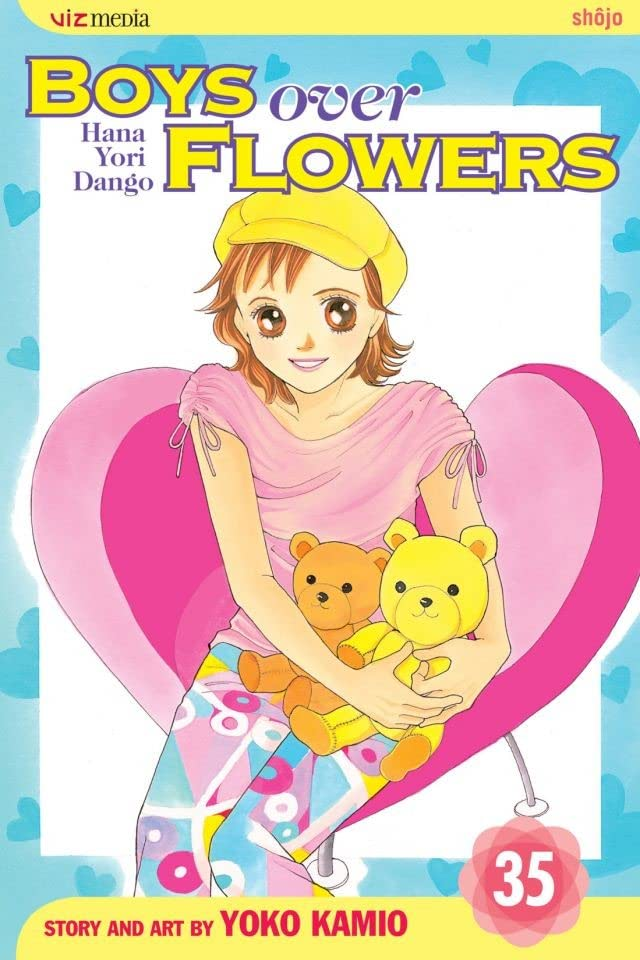 Boys Over Flowers Vol. 35