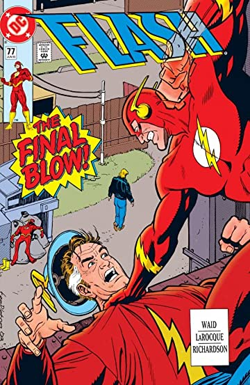 The Flash (1987-2009) #77