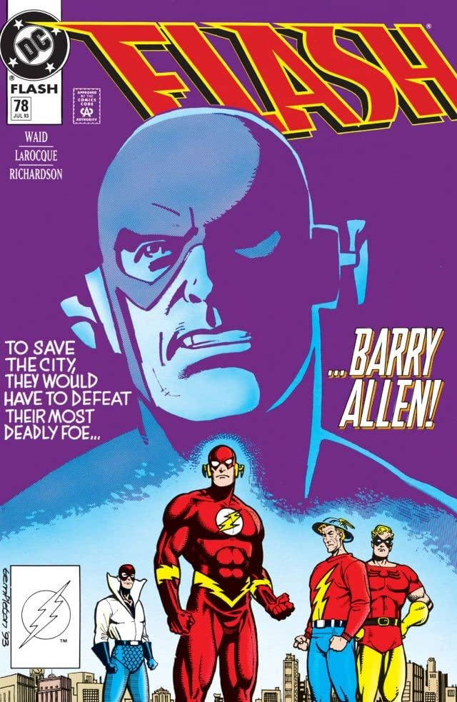 The Flash (1987-2009) #78
