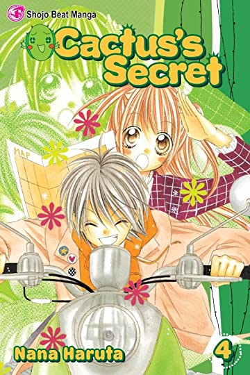 Cactus's Secret Vol. 4