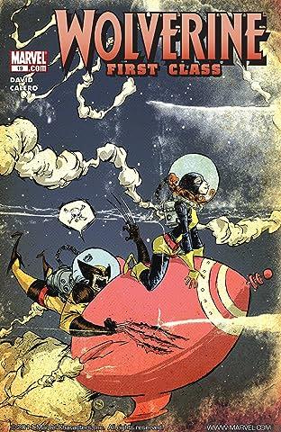 Wolverine: First Class #19