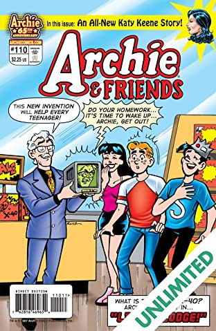 Archie & Friends #110
