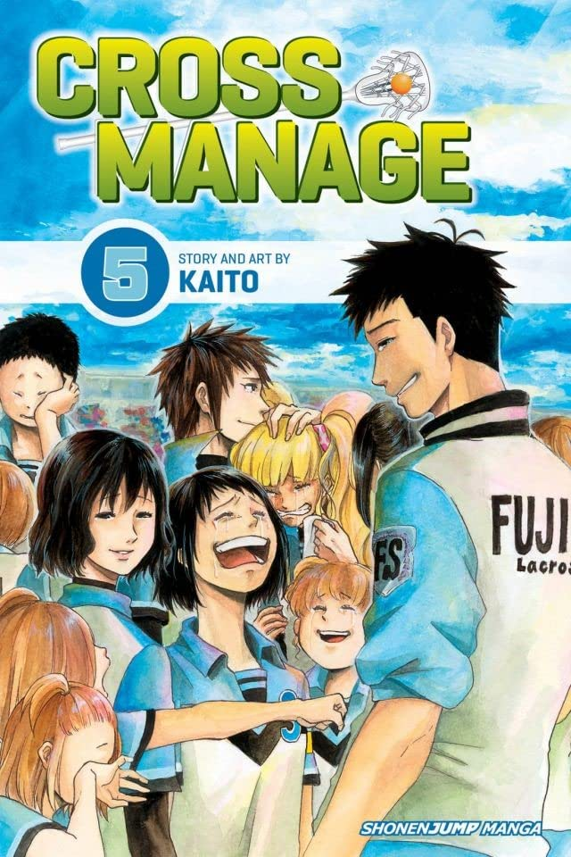 Cross Manage Vol. 5