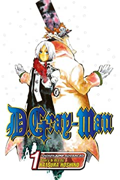 D.Gray-man Tome 1