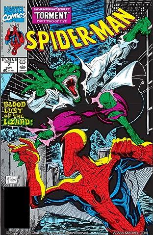 Spider-Man (1990-1998) #2