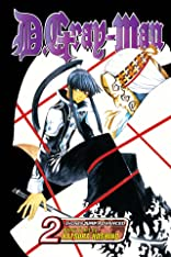 D.Gray-man Vol. 2
