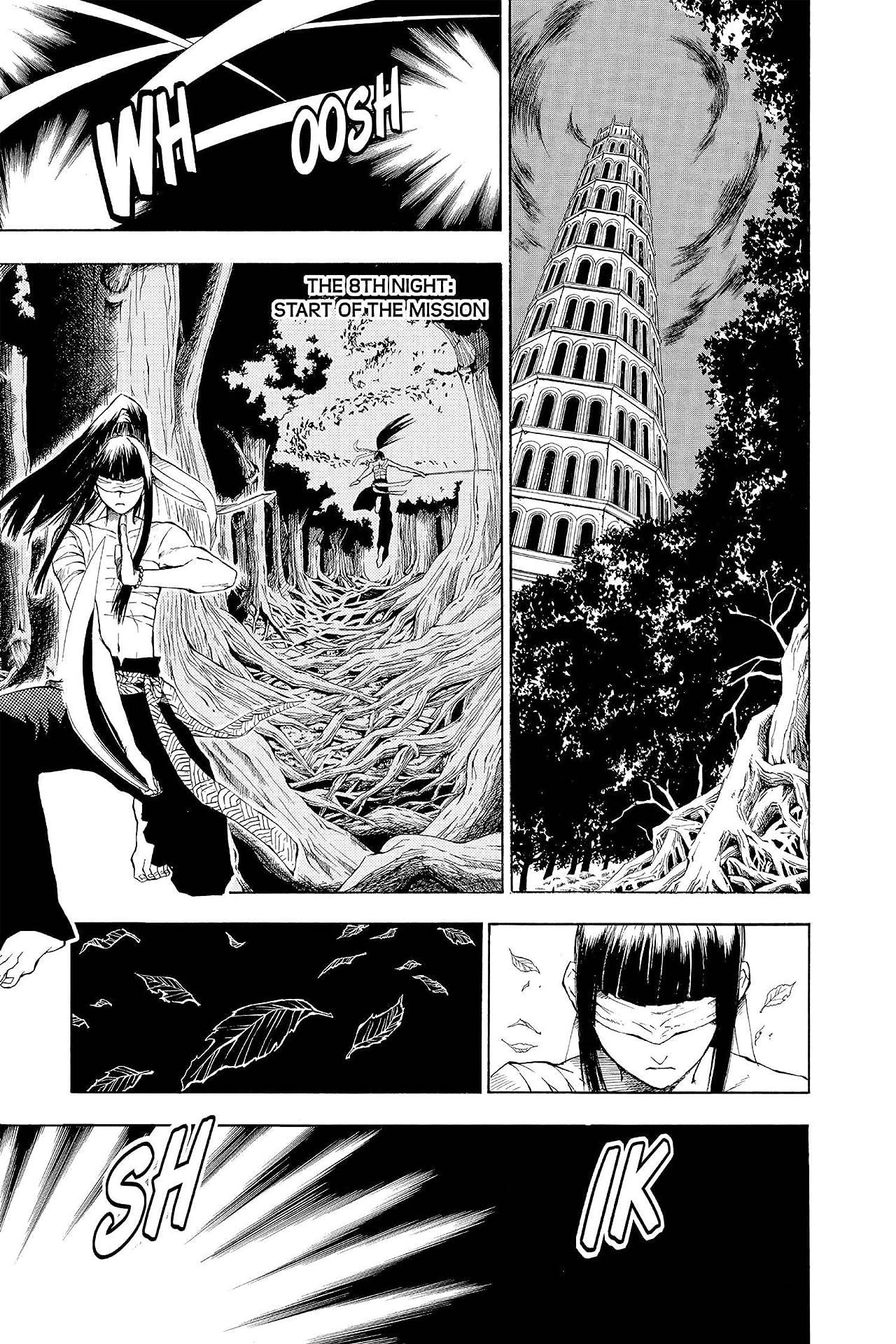 D.Gray-man Vol. 2