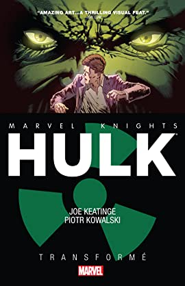 Marvel Knights: Hulk (2013-): Transforme