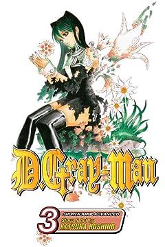 D.Gray-man Tome 3