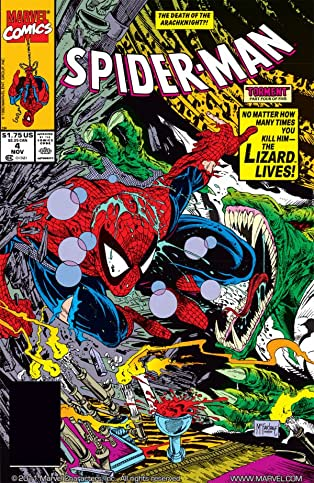 Spider-Man (1990-1998) #4