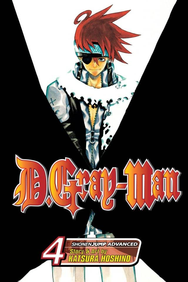 D.Gray-man Vol. 4