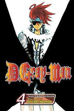 D.Gray-man Tome 4