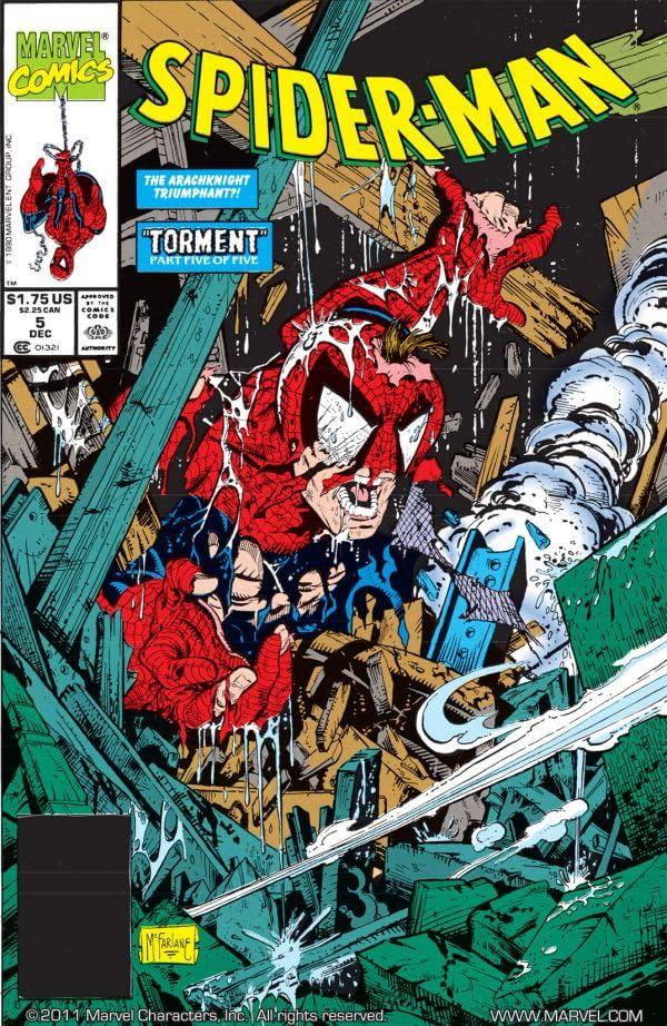 Spider-Man (1990-1998) #5