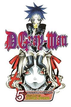 D.Gray-man Tome 5