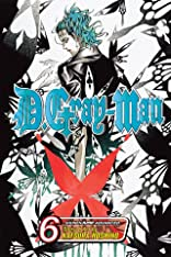 D.Gray-man Vol. 6