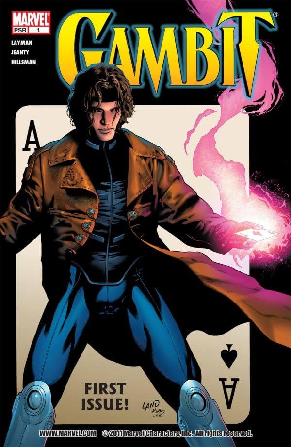 Gambit Vol. 4 #1