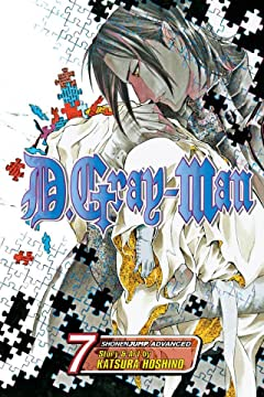 D.Gray-man Tome 7