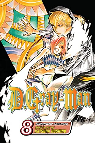 D.Gray-man Vol. 8