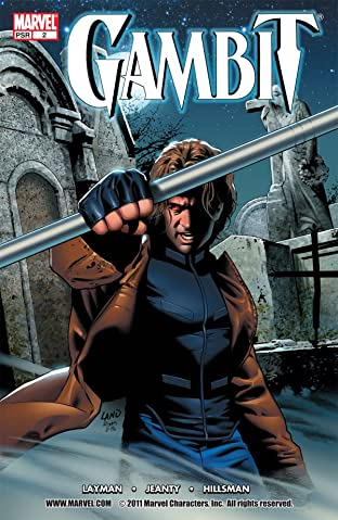 Gambit (2004-2005) No.2