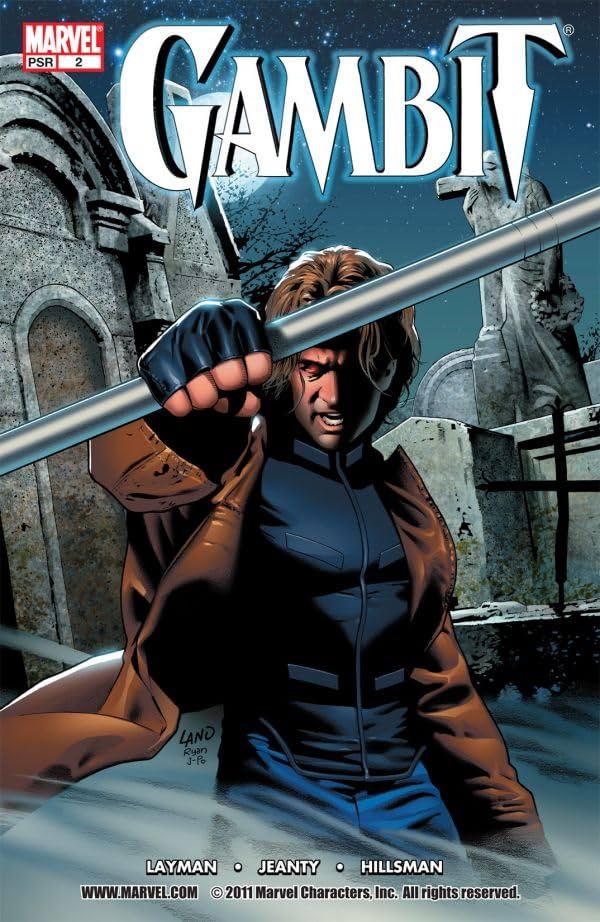 Gambit (2004-2005) #2