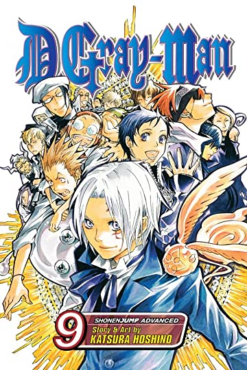 D.Gray-man Vol. 9