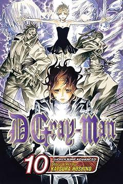 D.Gray-man Tome 10