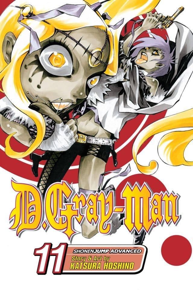 D.Gray-man Vol. 11