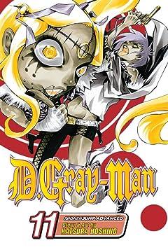 D.Gray-man Tome 11