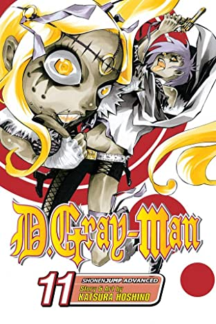 D.Gray-man Vol. 11