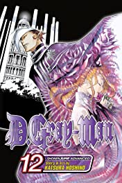 D.Gray-man Vol. 12