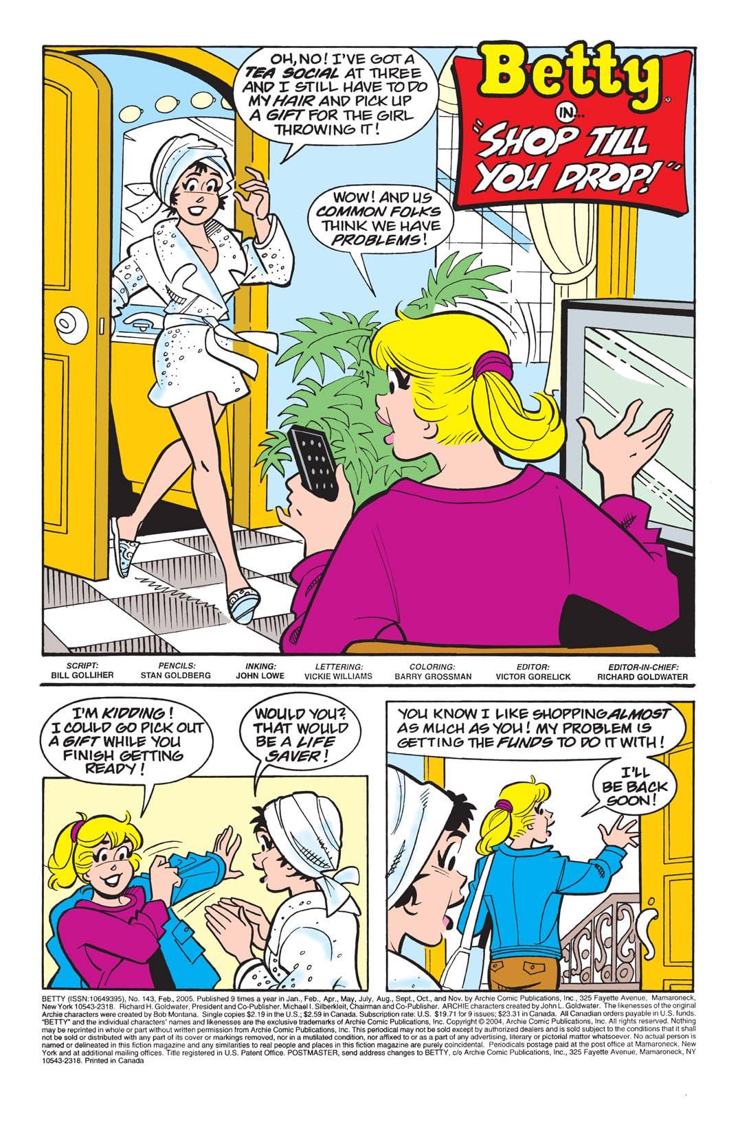 Betty #143