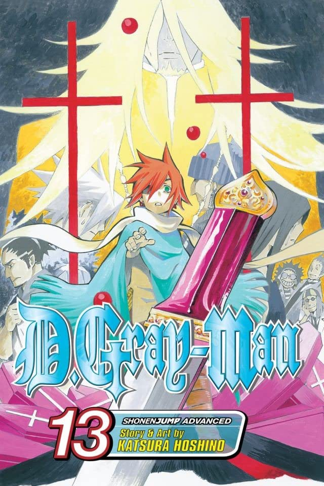 D.Gray-man Vol. 13