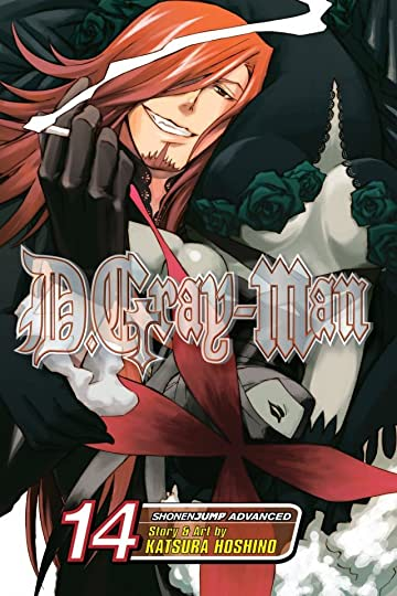 D.Gray-man Vol. 14