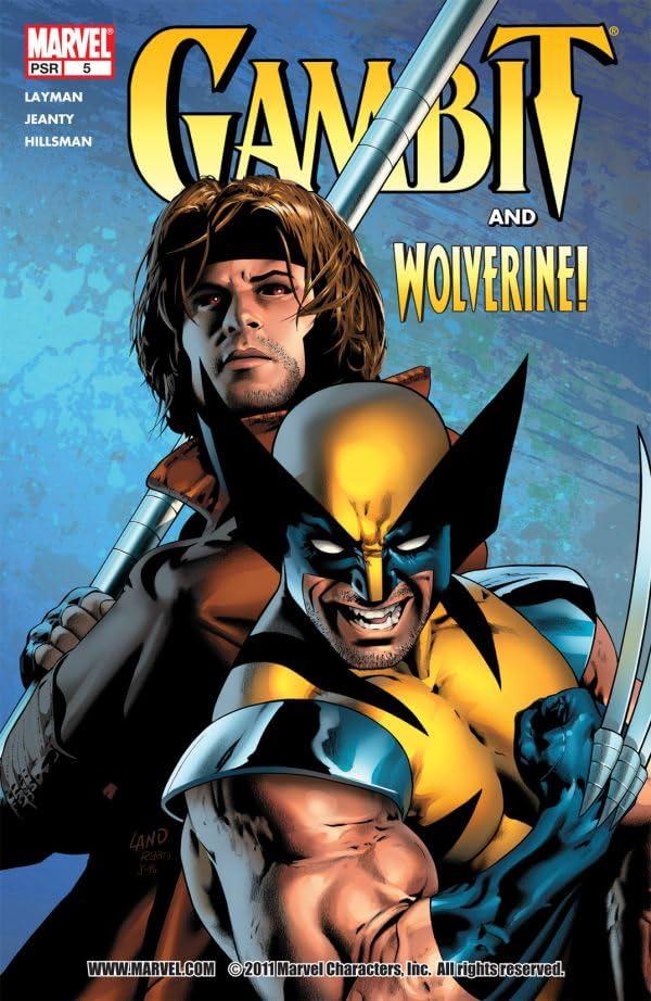 Gambit (2004-2005) #5