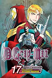 D.Gray-man Vol. 17
