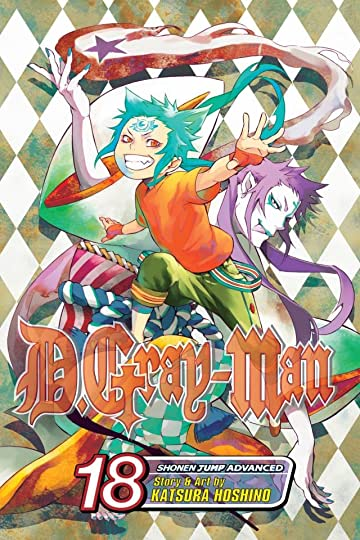 D.Gray-man Vol. 18