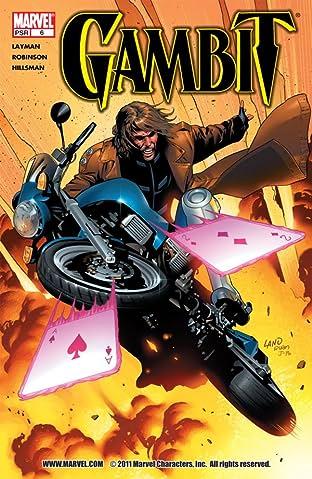 Gambit (2004-2005) No.6