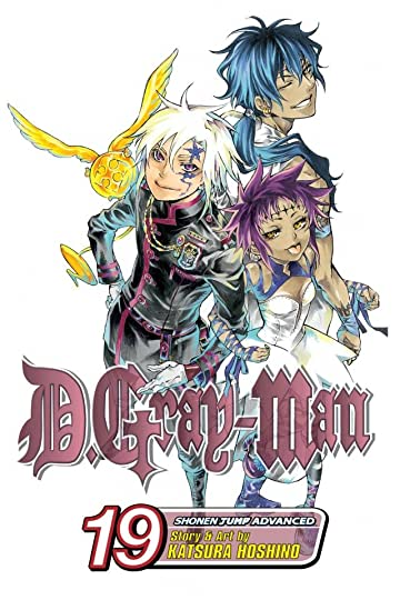 D.Gray-man Vol. 19