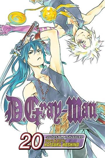 D.Gray-man Vol. 20