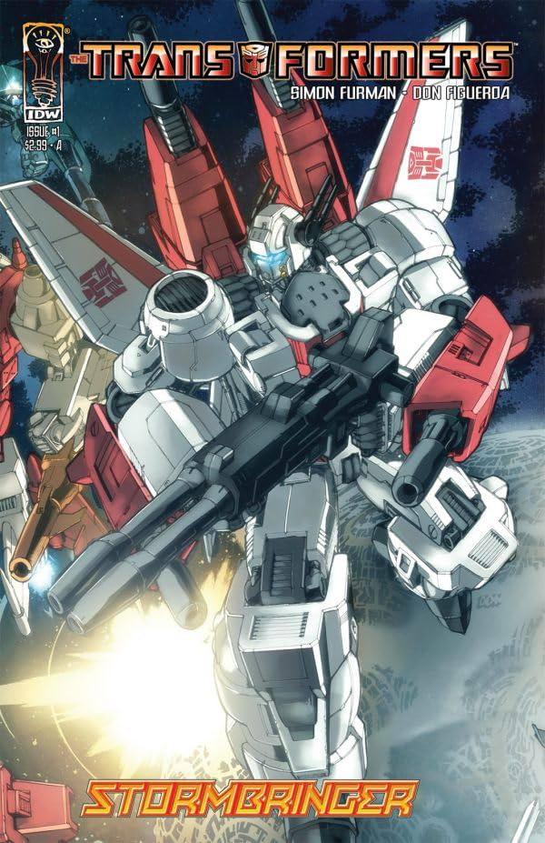 Transformers: Stormbringer #1 (of 4)