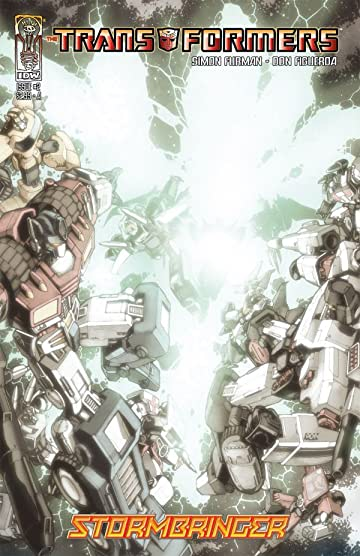 Transformers: Stormbringer #2 (of 4)