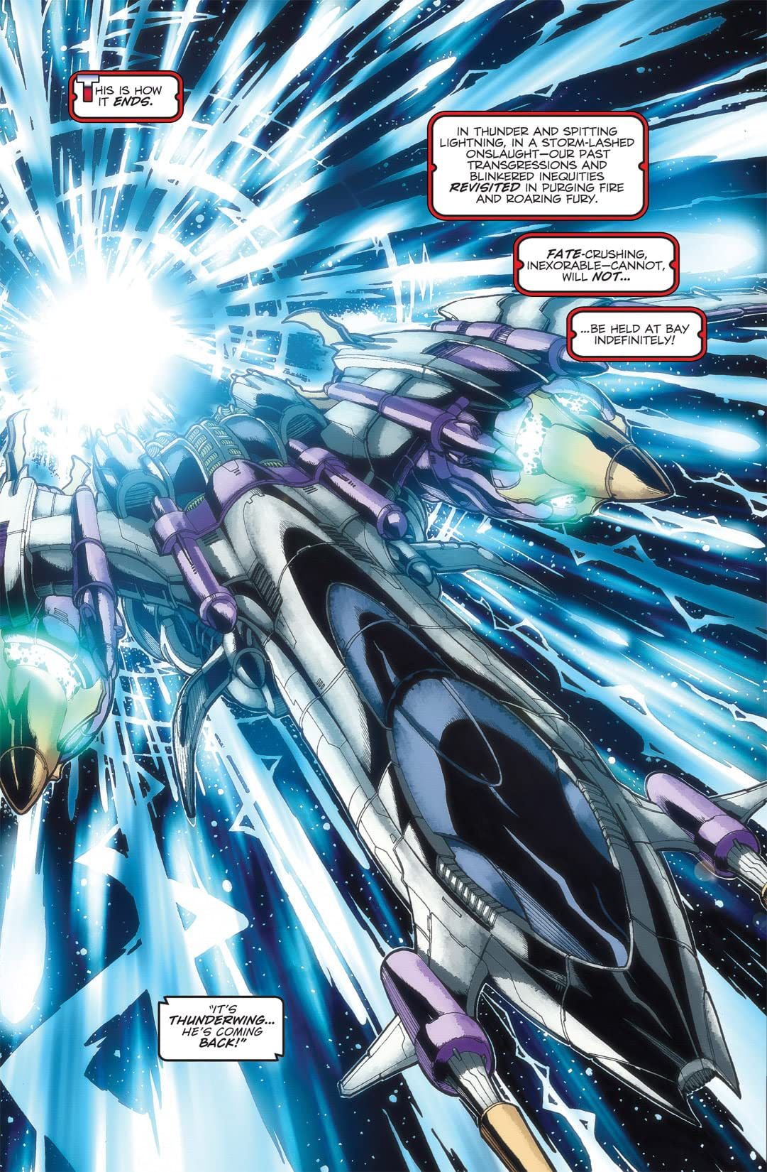 Transformers: Stormbringer #4 (of 4)