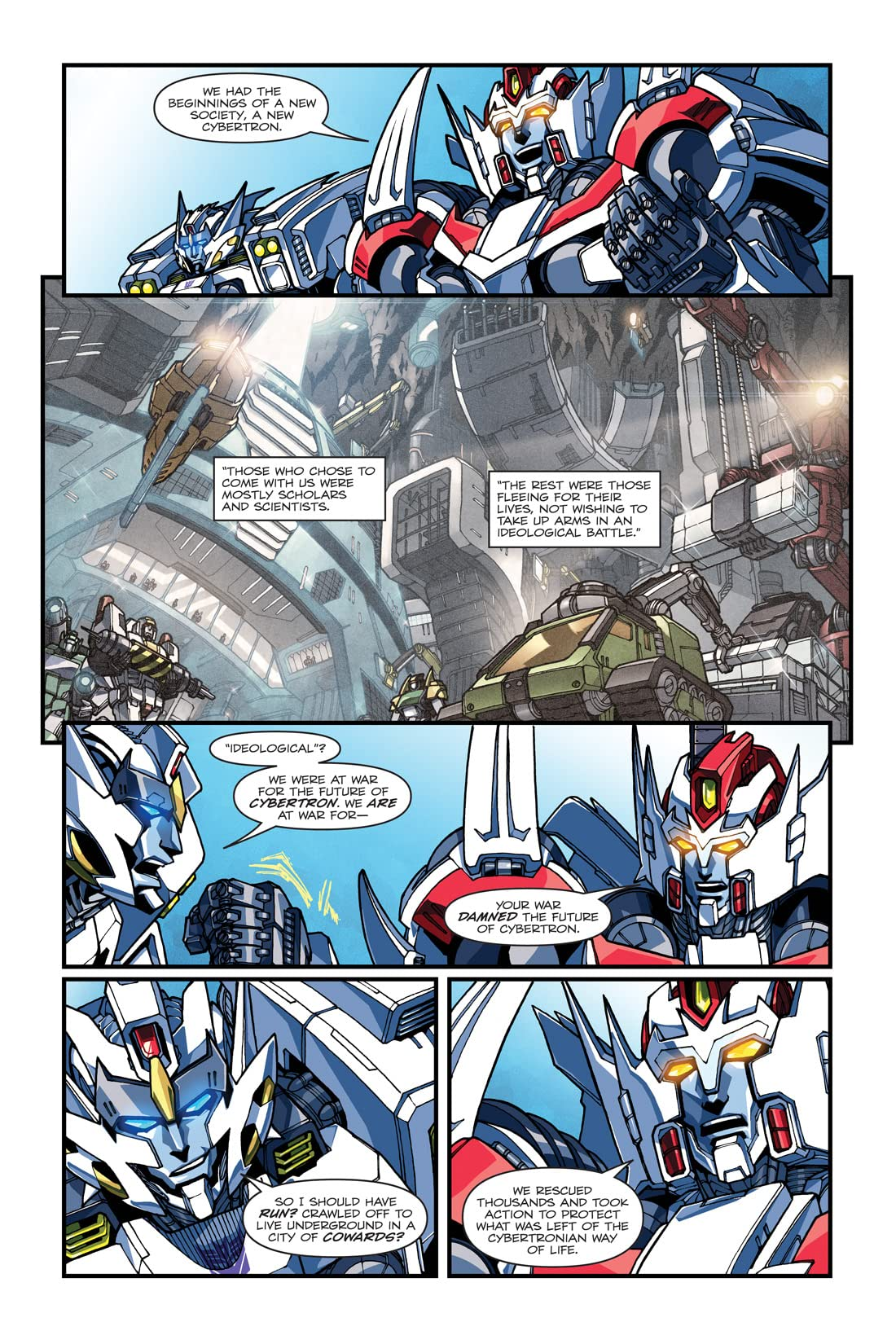 Transformers: Drift #2 (of 4)