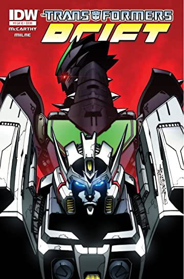 Transformers: Drift #3 (of 4)