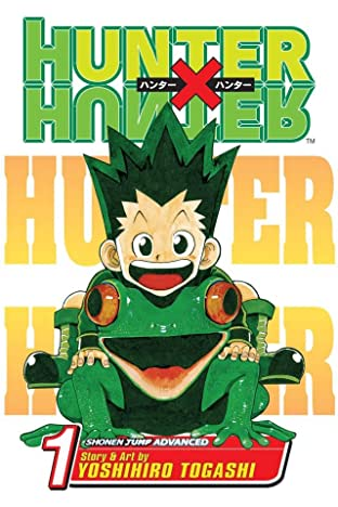 Hunter X Hunter Tome 1
